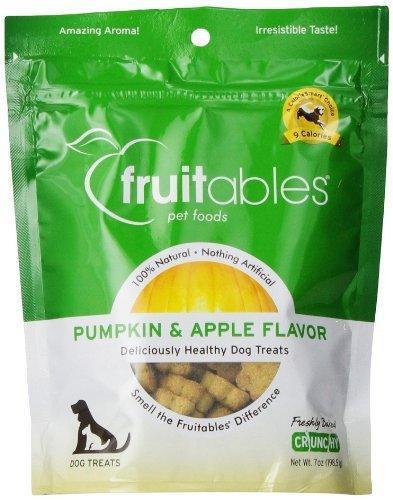 Fruitables Crunchy Pumpkin and Apple 7oz 00060