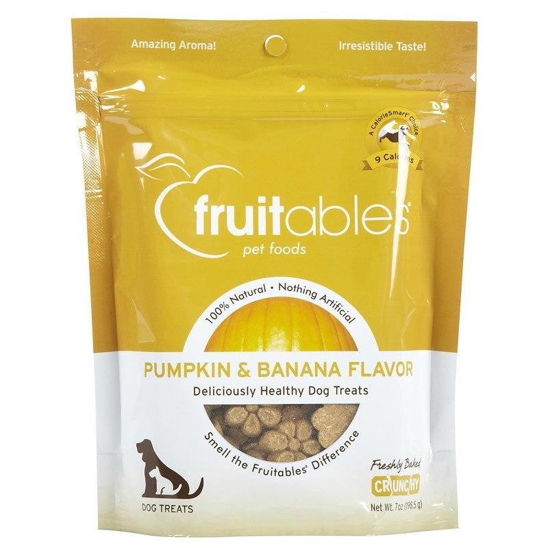 Fruitables Crunchy Pumpkin and Banana 7oz 00061
