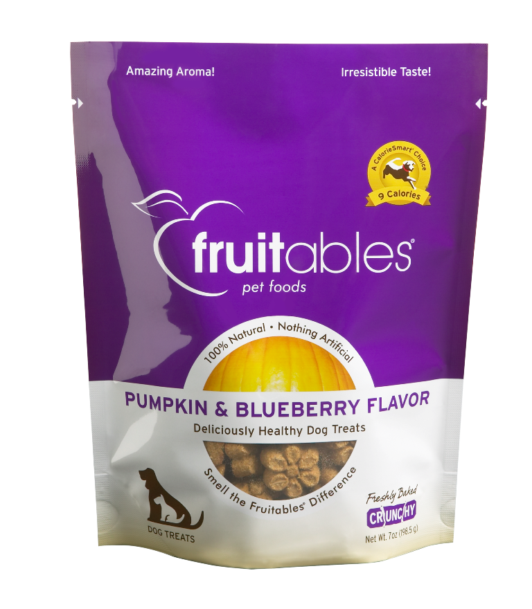 Fruitables Crunchy Pumpkin and Blueberry 7oz 00062