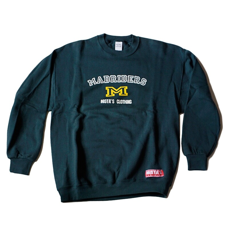 MADRIDERS Crewneck