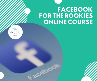 Facebook For The Rookies Online Course