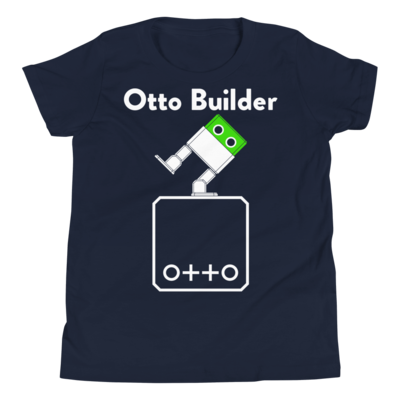 Otto Builder Youth T-Shirt