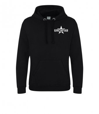 Embroided Heavy Weight Hoodie