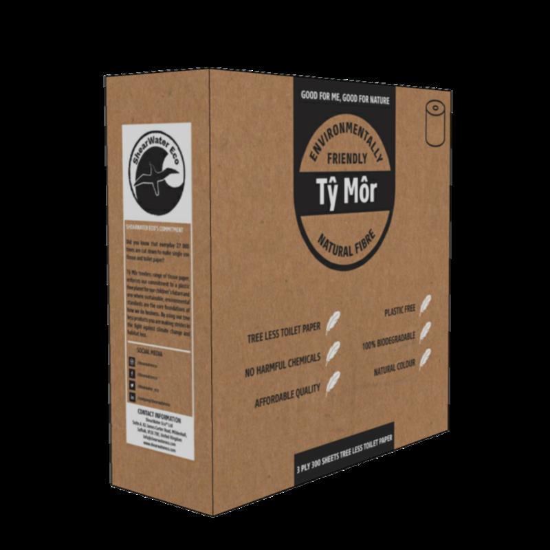 Coming soon: Tŷ Môr Toilet Paper 48 roll