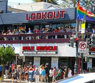 Pre-Pride Meet/Welcome Party @ The Lookout (6/21)