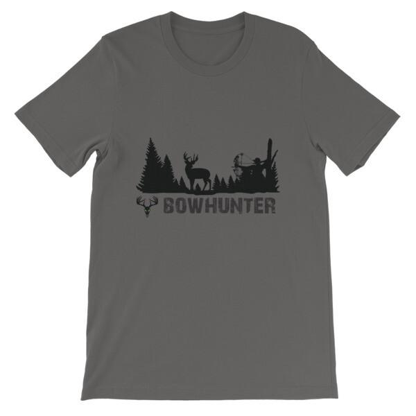 BowHunter Short-Sleeve Mens T-Shirt