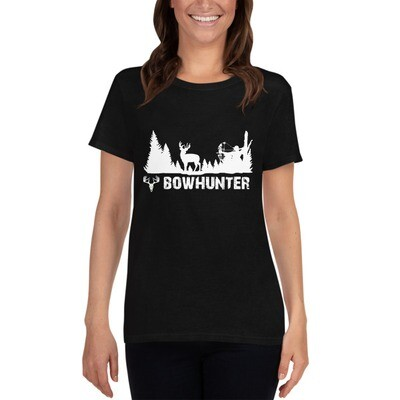 Bowhunter Women's short sleeve t-shirt