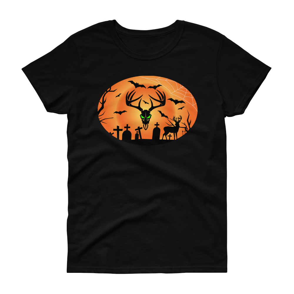 Halloween Women's short sleeve t-shirt