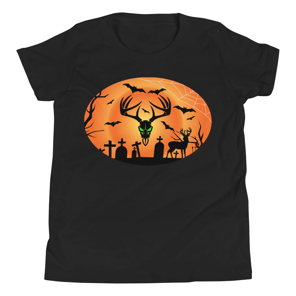 Halloween Youth Short Sleeve T-Shirt