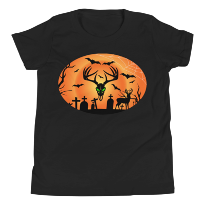 Halloween Youth Short Sleeve T-Shirt