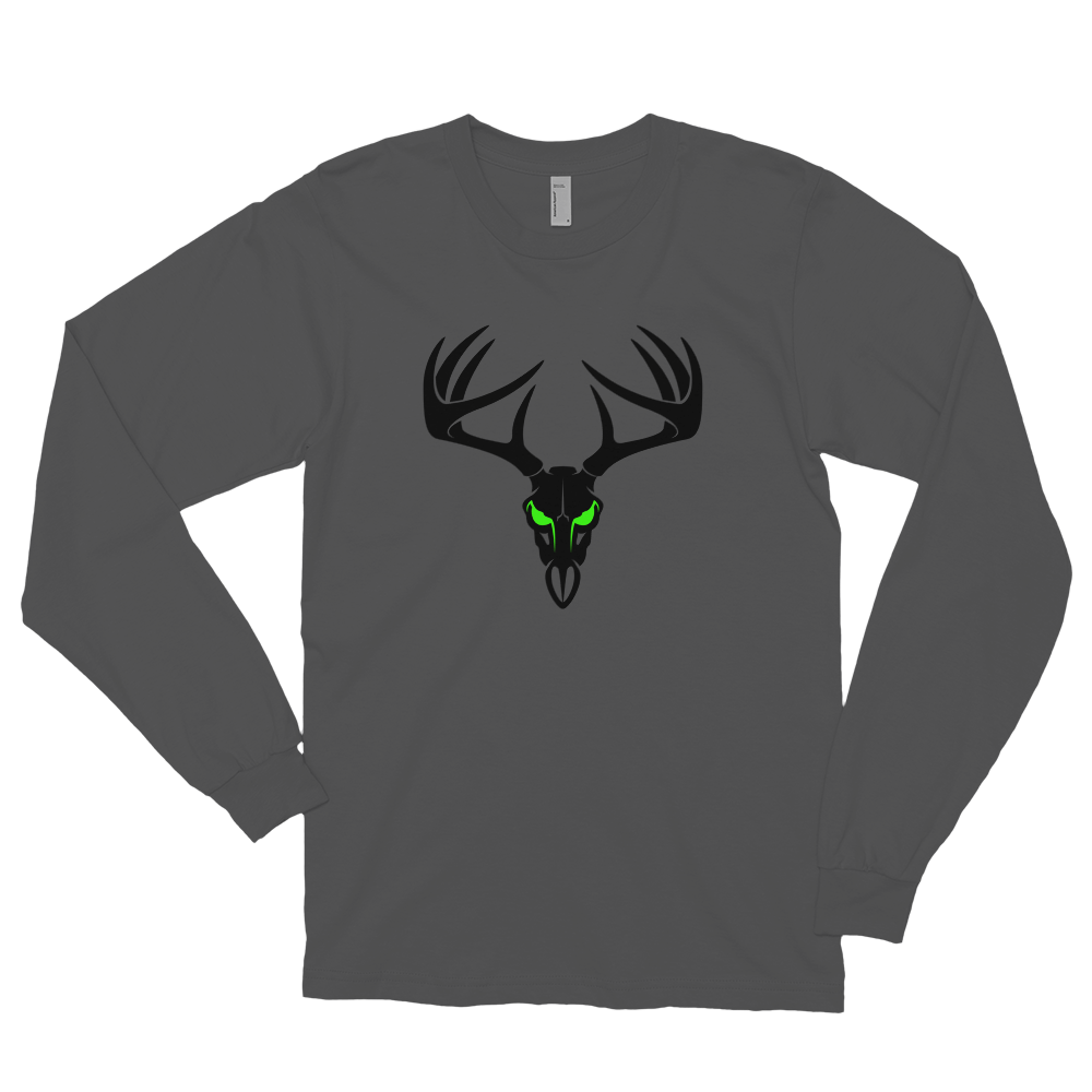 Deer Head Long sleeve t-shirt