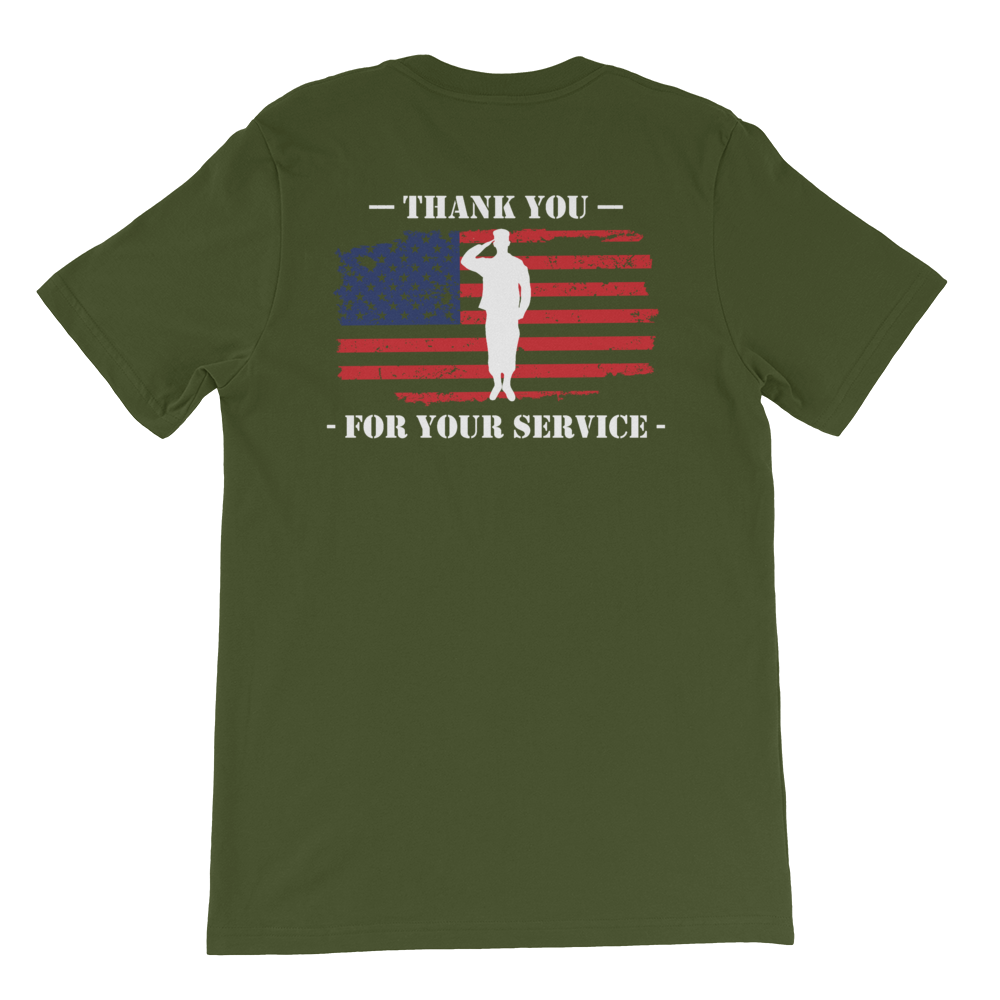 Thank you! Short-Sleeve Unisex T-Shirt