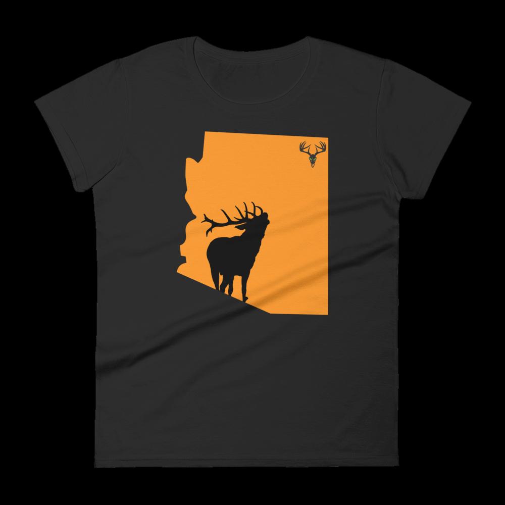 AZ State Elk Women's short sleeve t-shirt