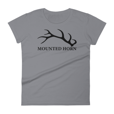 Elk Antler Women's short sleeve t-shirt