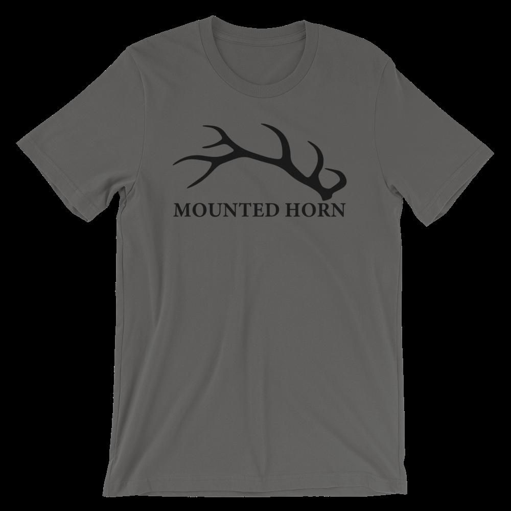 Elk Antler Short-Sleeve Unisex T-Shirt