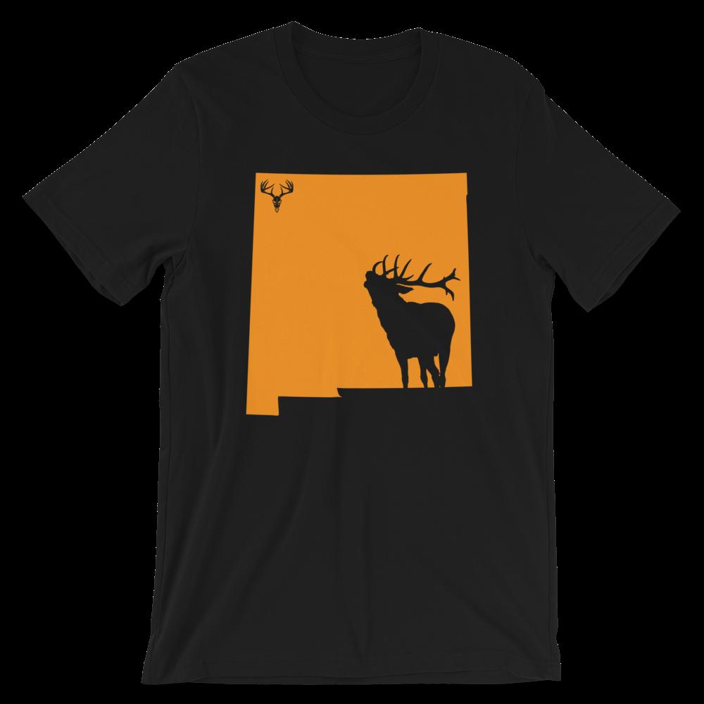 New Mexico State Elk Short-Sleeve Unisex T-Shirt