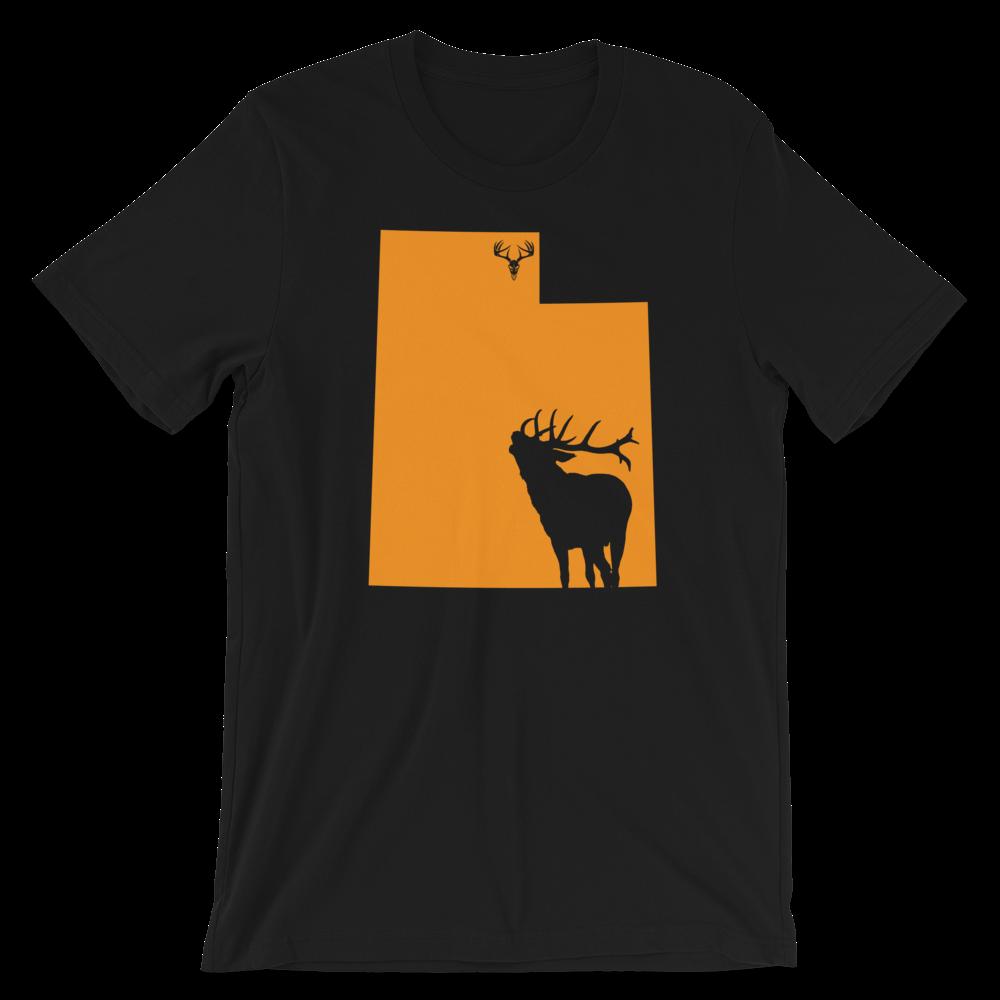 Utah State Elk Short-Sleeve Unisex T-Shirt