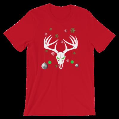 Xmas Short-Sleeve Unisex T-Shirt