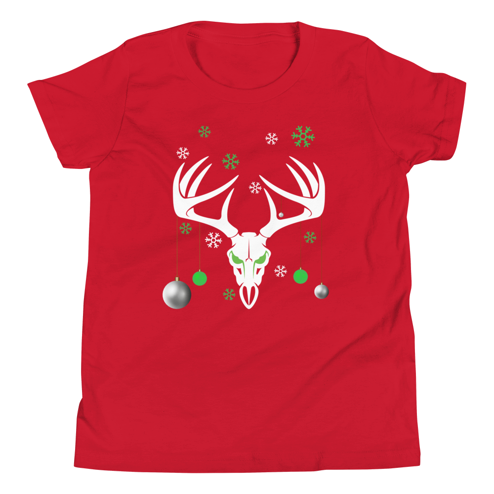 Xmas Youth Short Sleeve T-Shirt