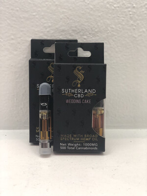 Sutherland CBD Vape 1000mg 00056