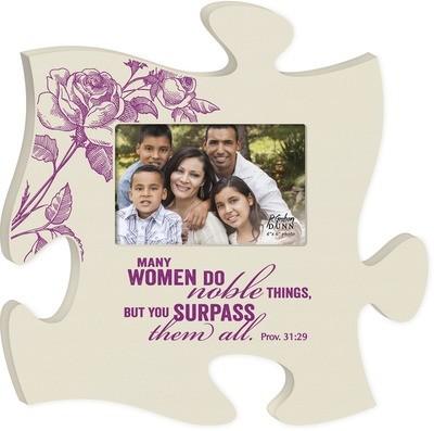 Many Women Puzzle Piece