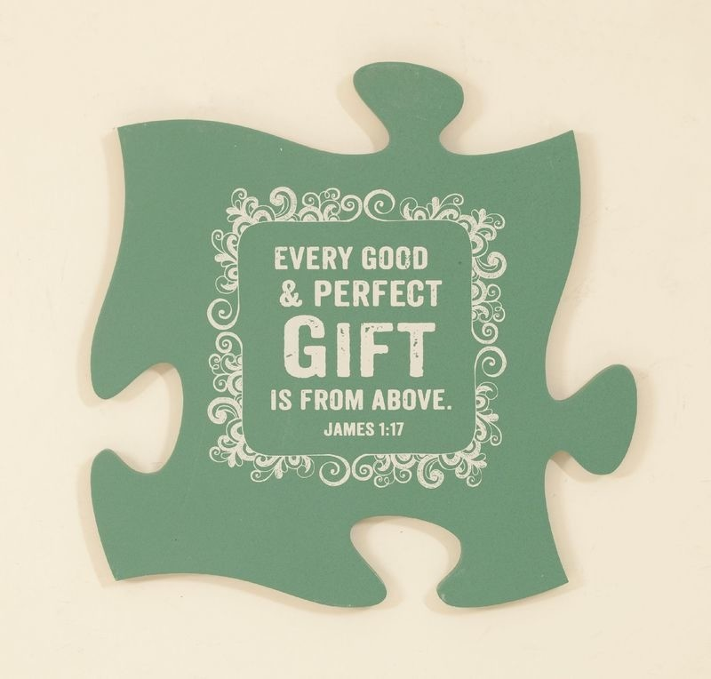 Perfect Gift Puzzle Piece