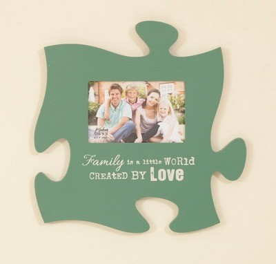 Family Puzzle Piece