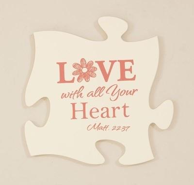 Love Puzzle Piece