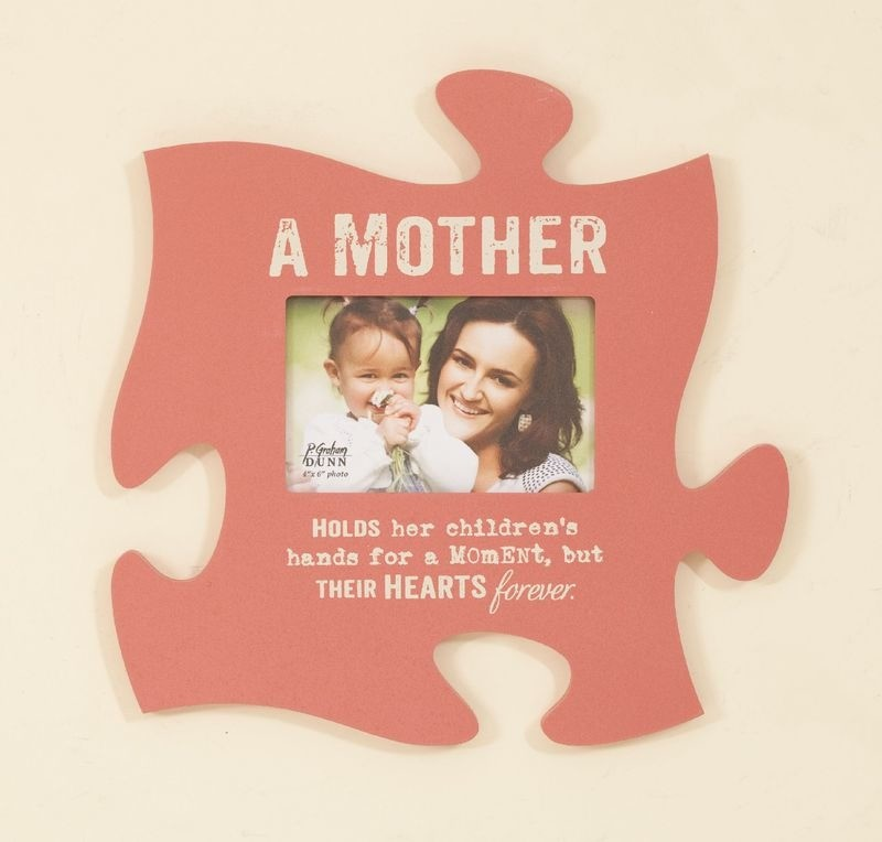 A Mother Puzzle Piece
