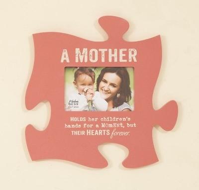 A Mother Puzzle Piece
