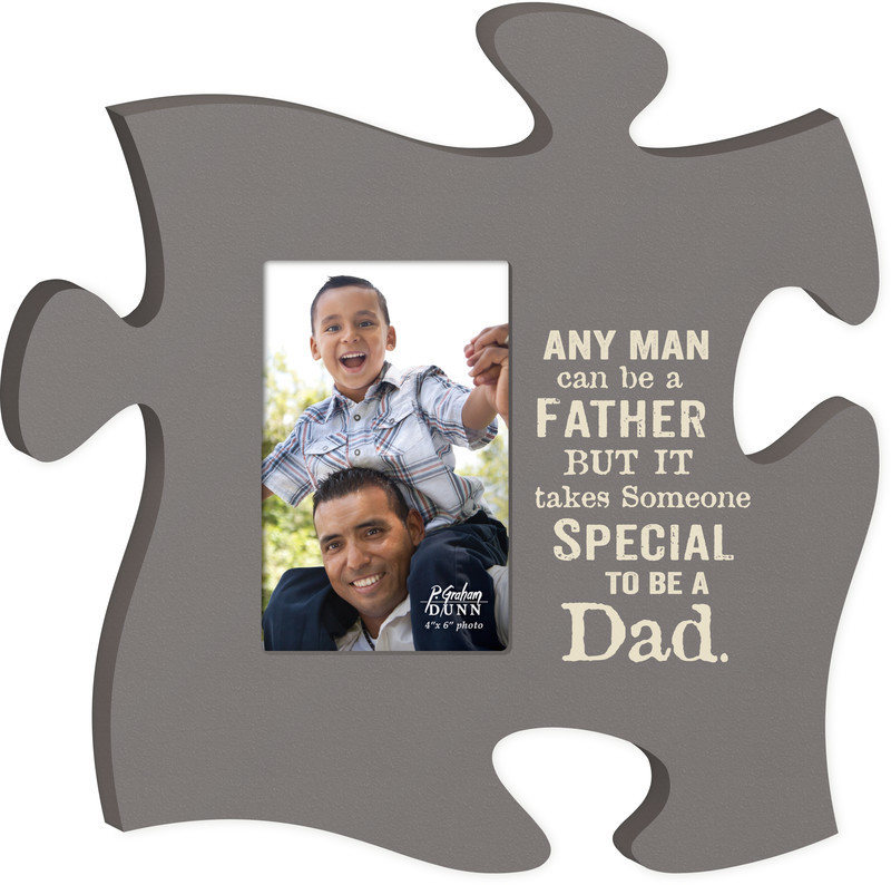 Any Man Puzzle Piece
