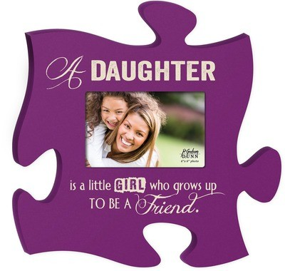 A Daughter Puzzle Piece