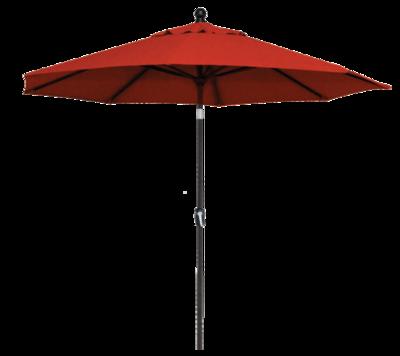 9' Market Umbrella with Tilt & Crank