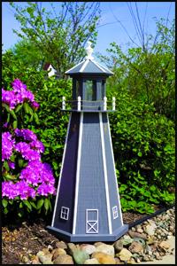 "Wood 18"" Standard Lighthouse"