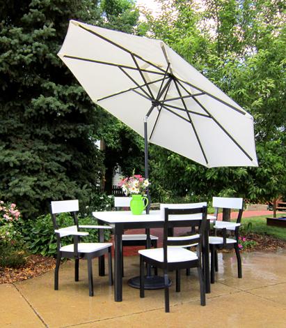 Backyard Memories 4' Solid Table Sets