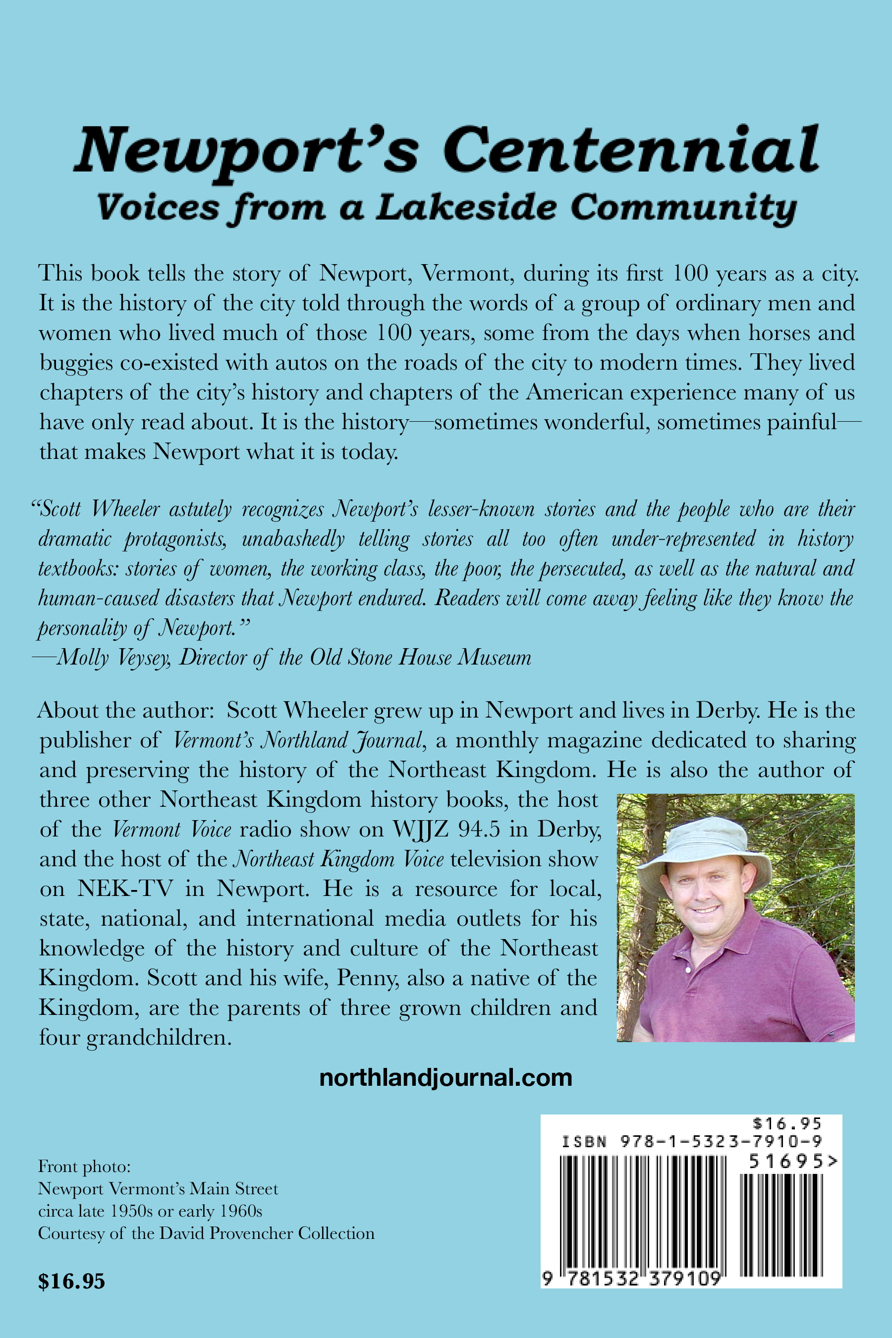 Newport's Centennial: Voices from a Lakeside Community