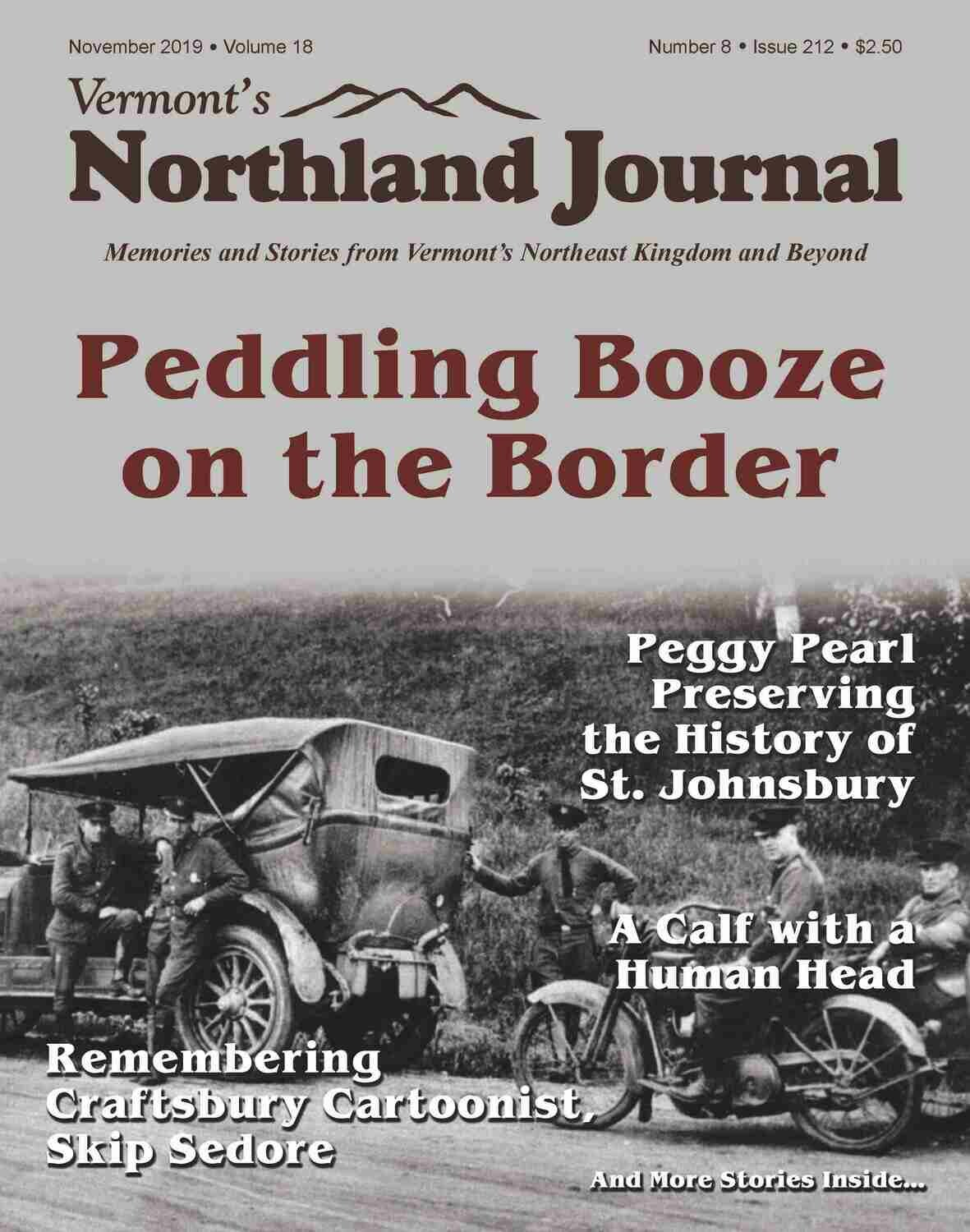 RESUBSCRIBE here to the Northland Journal