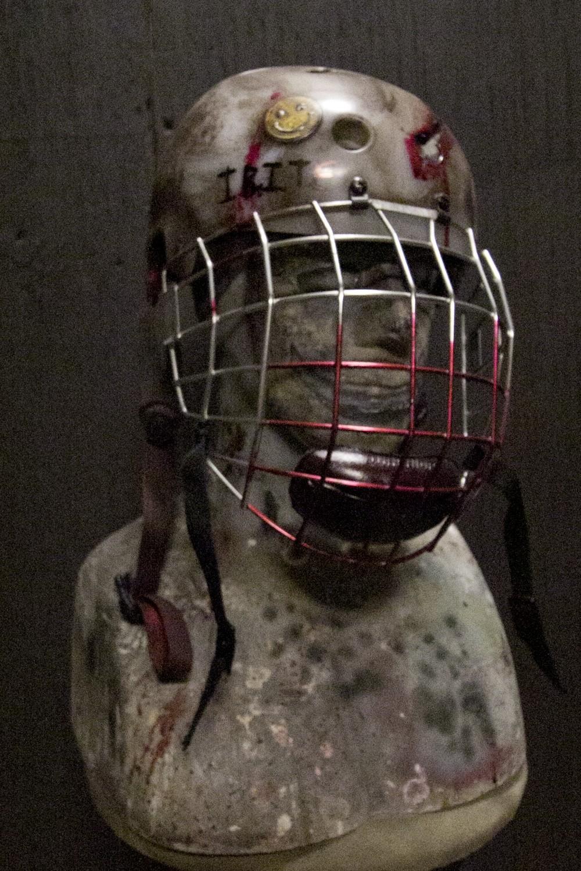 I Bite Helmet