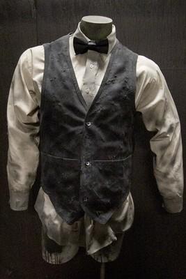 Butler Costume