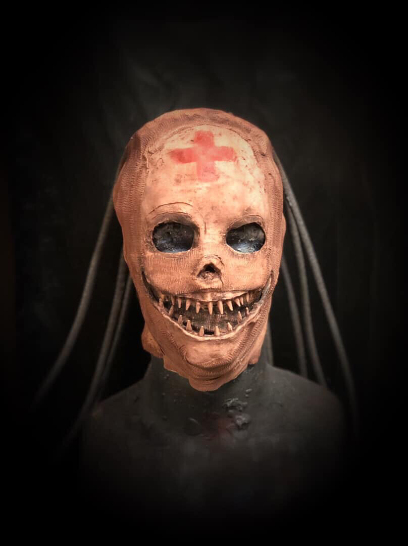 Necro Nurse Mask