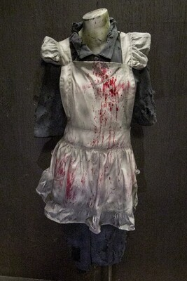 Maid Dress with Apron