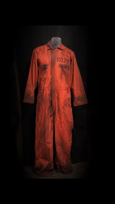 Prisoner/Inmate Jumpsuit