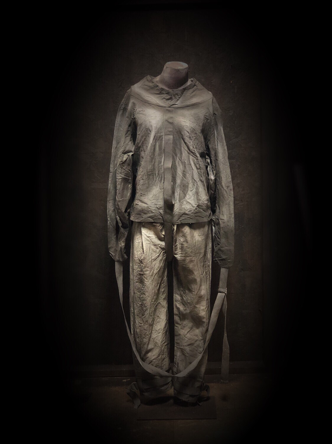 Psychoscareapy Jacket W/Restraint pants