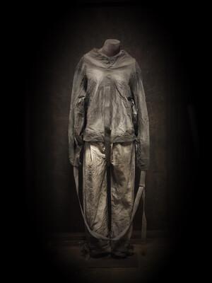 Psychoscareapy Jacket W/Restraint pants