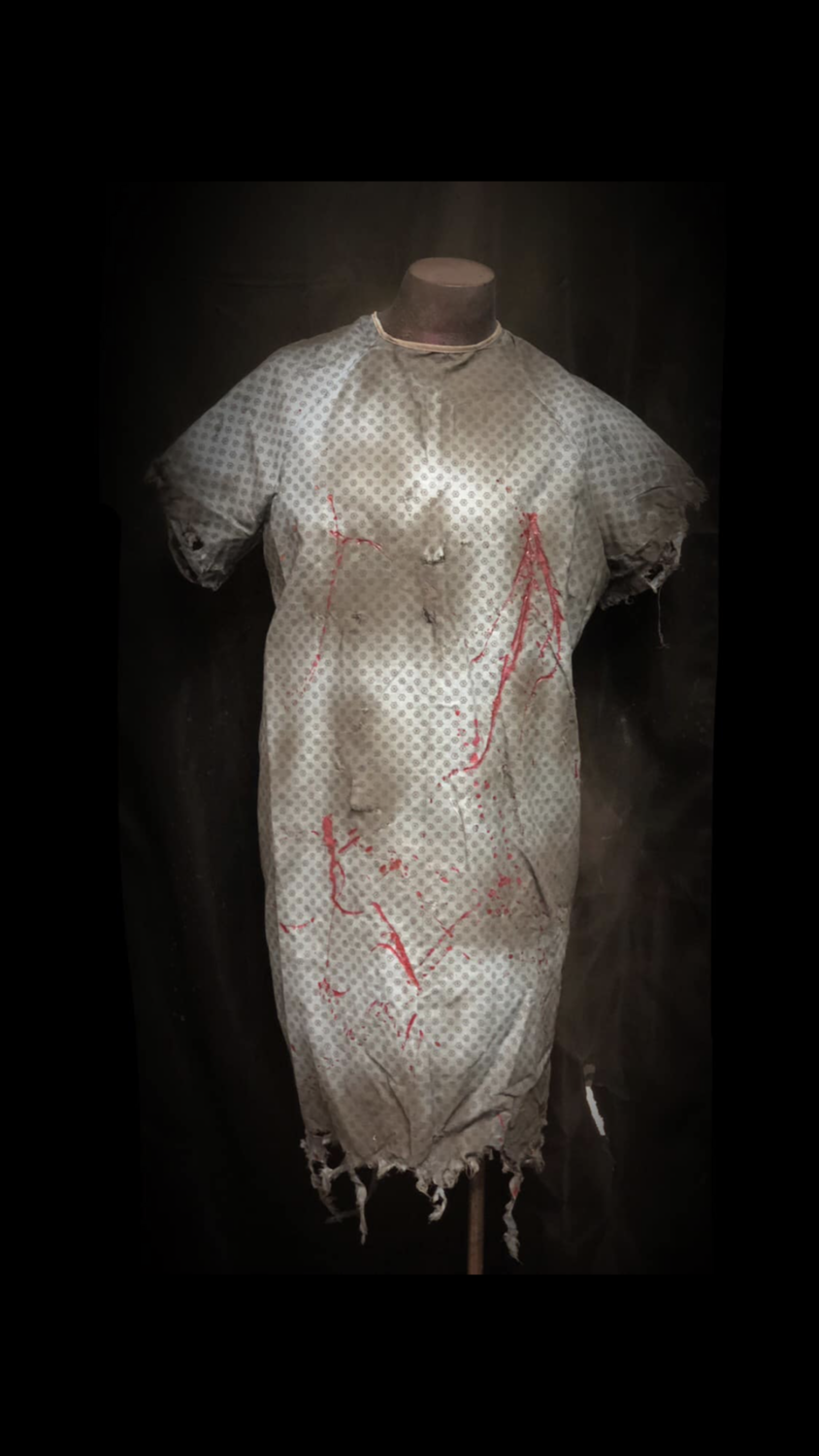 Hospital Gown Costume