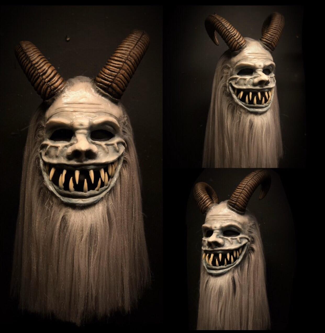 Krampus (Devilish Style)