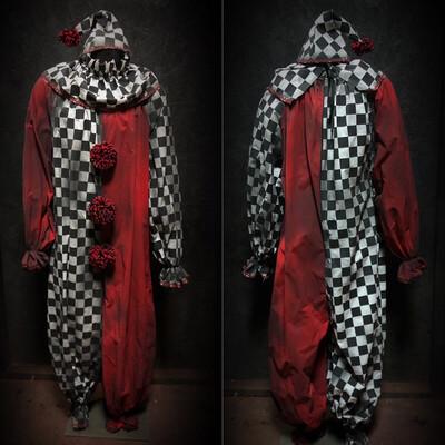 Clown Costume (Customizable)