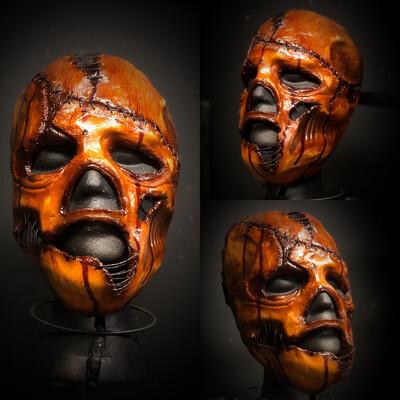 Rotten Dead Flesh Mask