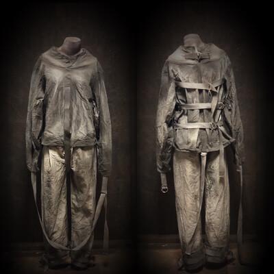 Psychoscareapy Jacket