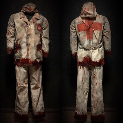 Deluxe Doctor Costume